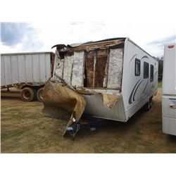 HEARTLAND TRAVEL TRAILER, - 28' (STATE OWNED)
