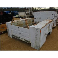 RAWSON/KOENING MAINTENANCE TRUCK BED
