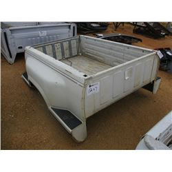CHEVY DUALLY TRUCK BED