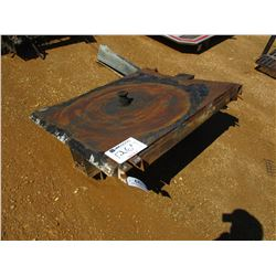 KING PIN PLATE FITS TRAILER