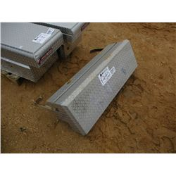 SIDE MOUNT ALUMINUM TOOL BOX