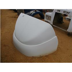 AIR DEFLECTOR, -FIT TRUCK TRACTOR