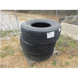 (3) 425/65R22.5 TIRES