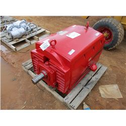 U.S. ELECTRIC MOTORS, 200 HP, 3 PHASE, 60 HZ, 1770 RPM, 4,0000 VOLTS AC (UTILITY COMPANY OWNED)