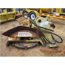 ALAMO TREE CUTTER FITS JOHN DEERE 200LC HYD EXCAVATOR (COUNTY OWNED)