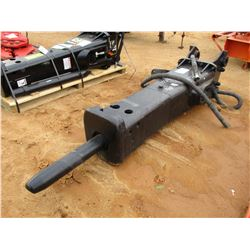 CAT H130DS HYDRAULIC HAMMER, VIN/SN:5148 - FITS 39,700 TO 79,400# EXCAVATOR