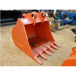 "HITACHI 54"" BUCKET FIT HYD EXCAVATOR"