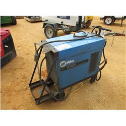 MILLER CP25075 ELECTRIC WELDER, -ROLL AROUND CART