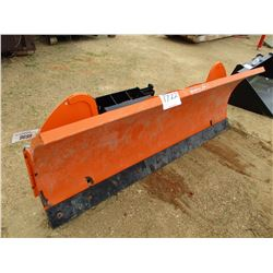 SKID PRO 670-1-0001 SCRAPER BLADE, - FIT SKID STEER LOADER