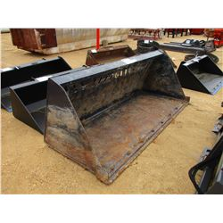 "96"" GP BUCKET, FIT SKID STEER LOADER"