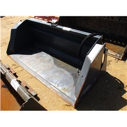 "84"" GP BUCKET, FIT SKID STEER LOADER"