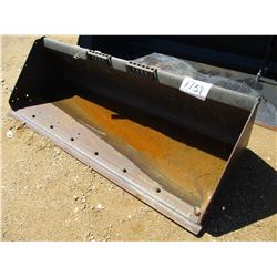 "79"" GP BUCKET, FIT SKID STEER LOADER"