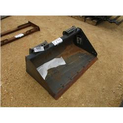 "44"" GP BUCKT FITS SKID STEER LOADER"