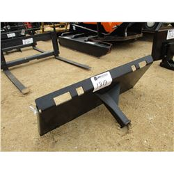 TRAILER RECEIVER ATTACHMENT, - FITS SKID STEER LOADER