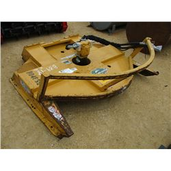 "DIAMOND HIGH-FLOW 72"" BRUSH MOWER, FITS SKID STEER LOADER"