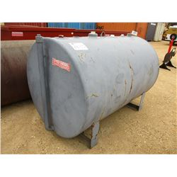550 GALLON DYE DIESEL STORAGE TANK