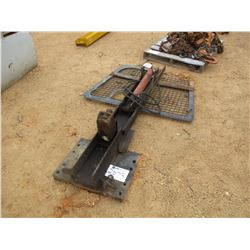 HYD HITCH ASSEMBLY FITS CRAWLER TRACTOR