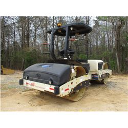 """2007 INGERSOLL-RAND DD138HP ROLLER, VIN/SN:194593 - TANDEM, VIBRATORY, 84"""" SMOOTH DRUMS, WATER SYSTE"""