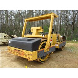 """HYPAC C778B ROLLER, VIN/SN:109B21501820 - TANDEM, VIBRATORY, 78"""" SMOOTH DRUMS, WATER SYSTEM, CANOPY,"""