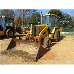 "JOHN DEERE 310C LOADER BACKHOE, VIN/SN:771913 - 4X4, E STICK, GP BUCKET, 24"" HOE BUCKET, ECAB W/AIR,"