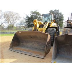 2007 KOMATSU WA500-6 WHEEL LOADER, VIN/SN:A92325 - GP BUCKET, RIDE CONTROL, ECAB W/AIR, 29.5R25 TIRE