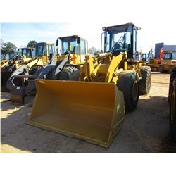 2007 CAT 928GZ WHEELED LOADER, VIN/SN:DJD02836 - GP BUCKET, ECAB W/AIR, 20.5-25 TIRES, METER READING