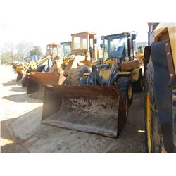 2014 VOLVO L30GS WHEEL LOADER, VIN/SN:K03220119 - QUICK COUPLER, GP BUCKET, ECAB W/AIR, 15.5/70R18 T