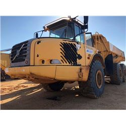 2004 VOLVO A25D ARTICULATED DUMP, VIN/SN:V13405 - ECAB W/AIR, 23.5R25 TIRES (TRANSMISSION ISSUES) (C