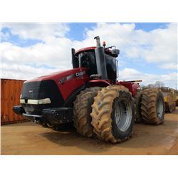 CASE/STEIGER 550HD SCRAPER TRACTOR, VIN/SN:ZCF130848 - ARTICULATING, 8 REMOTES, 710/70R24 DUAL TIRES