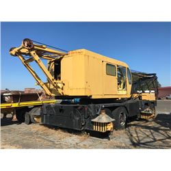 P & H 790TC TRUCK CRANE, VIN/SN:33244 - 90 TON, 150' BOOM, HOOK BLOCK, CUMMINS NH220 WNGINE, HYD OUT