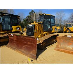 2010 CAT D6K XL CRAWLER TRACTOR, VIN/SN:FBH01532 - 6 WAY BLADE, DIFF STEER, SYSTEM 1 U/C, ECAB W/AIR