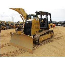 2015 CAT D3K2 XL CRAWLER TRACTOR, VIN/SN:KF200163 - 6 WAY BLADE, SYSTEM 1 U/C, CANOPY, METER READING