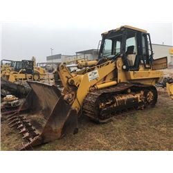 2003 CAT 963C CRAWLER TRACTOR, VIN/SN:2DS03007 - MP BUCKET, ECAB W/AIR (BAD ENGINE) (SOLD ABSENTEE,