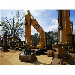 "CAT 325CL EXCAVATOR, VIN/SN:BFE02133 - 10' STICK, 60"" BUCKET, ECAB W/AIR, METER READING 10,197 HOURS"