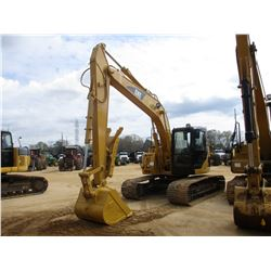 "2003 CAT 314C LCR HYDRAULIC EXCAVATOR, VIN/SN:PCA00187 - 9'10"" STICK, 42"" BUCKET , THUMB, ECAB W/AIR"