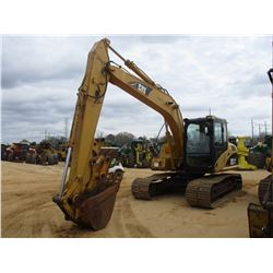 "2005 CAT 312CL HYDRAULIC EXCAVATOR, VIN/SN:CBA02248 - 9' STICK, 26"" BUCKET, THUMB, ECAB W/AIR, METER"