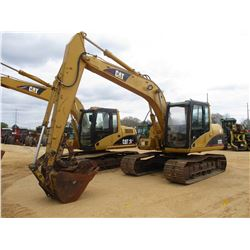 "2002 CAT 312CL HYDRAULIC EXCAVATOR, VIN/SN:BNN00357 - 9'-10"" STICK, 36"" BUCKET, THUMB, ECAB W/AIR, M"