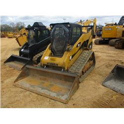 2011 CAT 299C SKID STEER LOADER, VIN/SN:JSP01757 - CRAWLER, HIGH FLOW XPS, TWO SPEED, GP BUCKET, ECA