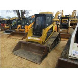 2007 ASV SR-80 SKID STEER LOADER, VIN/SN:SEB01040 - CRAWLER, HIGH FLOW, GP BUCKET, ECAB W/AIR, METER