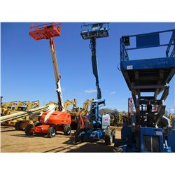 "GENIE Z-45/25 MANLIFT, VIN/SN:26254 - 4X4, 500# CAPACITY, 45'-8"" PLATFORM HEIGHT, 24'-6"" PLATFORM RE"