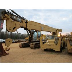 PETTIBONE CRANE, VIN/SN:49405 - OUTRIGGERS, ECAB, 16.00-24 TIRES, METER READING 3,674 HOURS