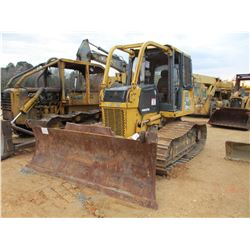 KOMATSU D39PX-2 CRAWLER TRACTOR, VIN/SN:KMT0D014L01002322 - 6 WAY BLADE, ECAB WSCREEN, SWEEPS (DOES
