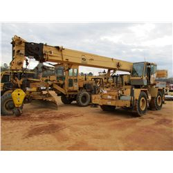 GROVE RT 500C CRANE, VIN/SN:72268 - METER READING 3,347 HOURS
