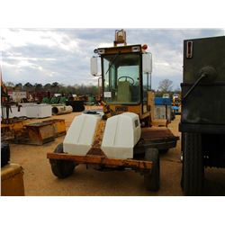 ROSCO RB48 BROOM, VIN/SN:36603 - 8' BROOM, ECAB W/AIR, WATER TANK (WILL NOT OPERATE) (COUNTY OWNED)