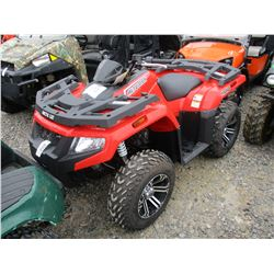 ARTIC CAT ACTERRA 400 VIN/SN:RFB17ATV3HK6M0798