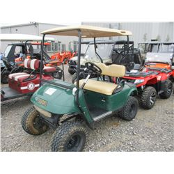 2005 EZ-GO GOLF CART, VIN/SN:2335803 - GAS ENGINE, CANOPY, REAR BASKET