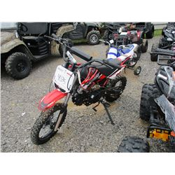 MOTO CROSS APOLLO EXTREME VIN/SN:G100123
