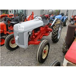 FORD JUBILEE FARM TRACTOR, - PTO, 3 PTH
