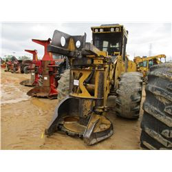 2004 TIGERCAT 718 FELLER BUNCHER, VIN/SN:7953407 - TIGERCAT SAW HEAD, ECAB W/AIR, 28L-26 TIRES