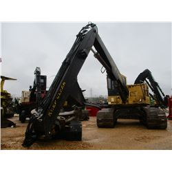 2006 TIGERCAT T240B SHOVEL LOG LOADER, VIN/SN:240T0373 - RECON CUMMINS, R SQUARE GRAPPLE SAW, DELIMB